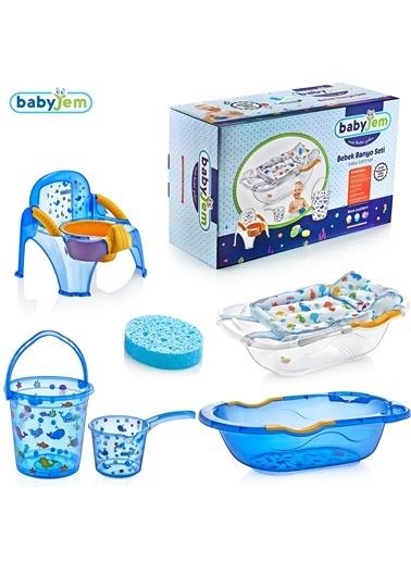 Babyjem Bebe Lüx Banyo Seti 6 Parça -Baby Jem
